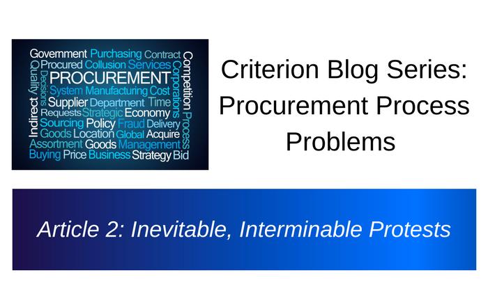 Criterion | Blog