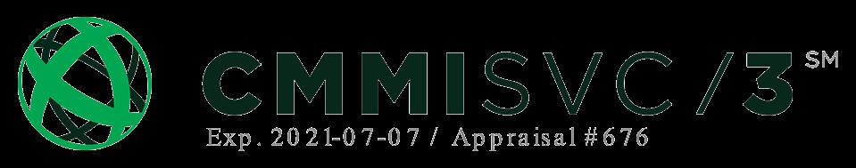 CMMI SVC 3 Logo