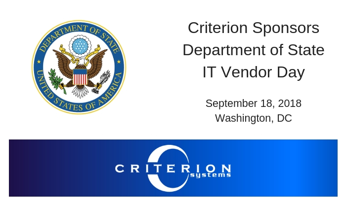 Criterion | Sponsorship