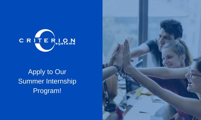 Criterion | Internship
